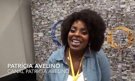 Patrícia Avelino of the Patricia Avelino Beleza Negra channel