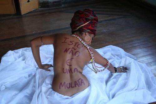 Projeto Isto Não É Uma Mulata discute representações da mulher negra