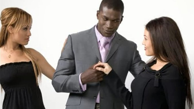 why so many black women being overlooked by black men q interracial