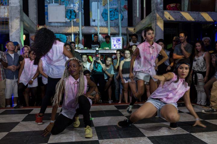 Makossa Baile Black ocupou a Galeria dos Estados