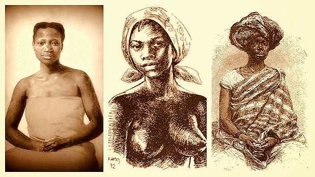 3 - Tereza de Benguela, Dandara dos Palmares e Luiza Mahin