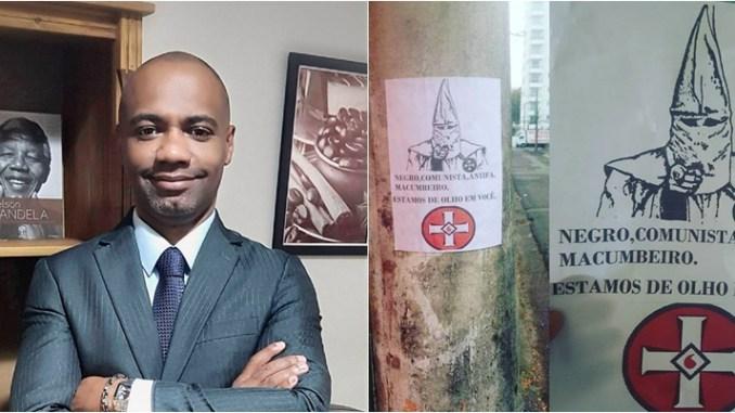 advogado racismo ku klux klan