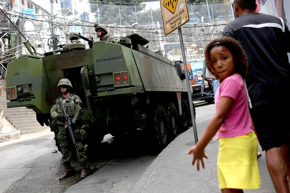 Operações das Forças Armadas ...