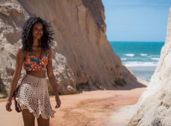 2 - Aline Dias, que interpretou a personagem Joana em Malhação