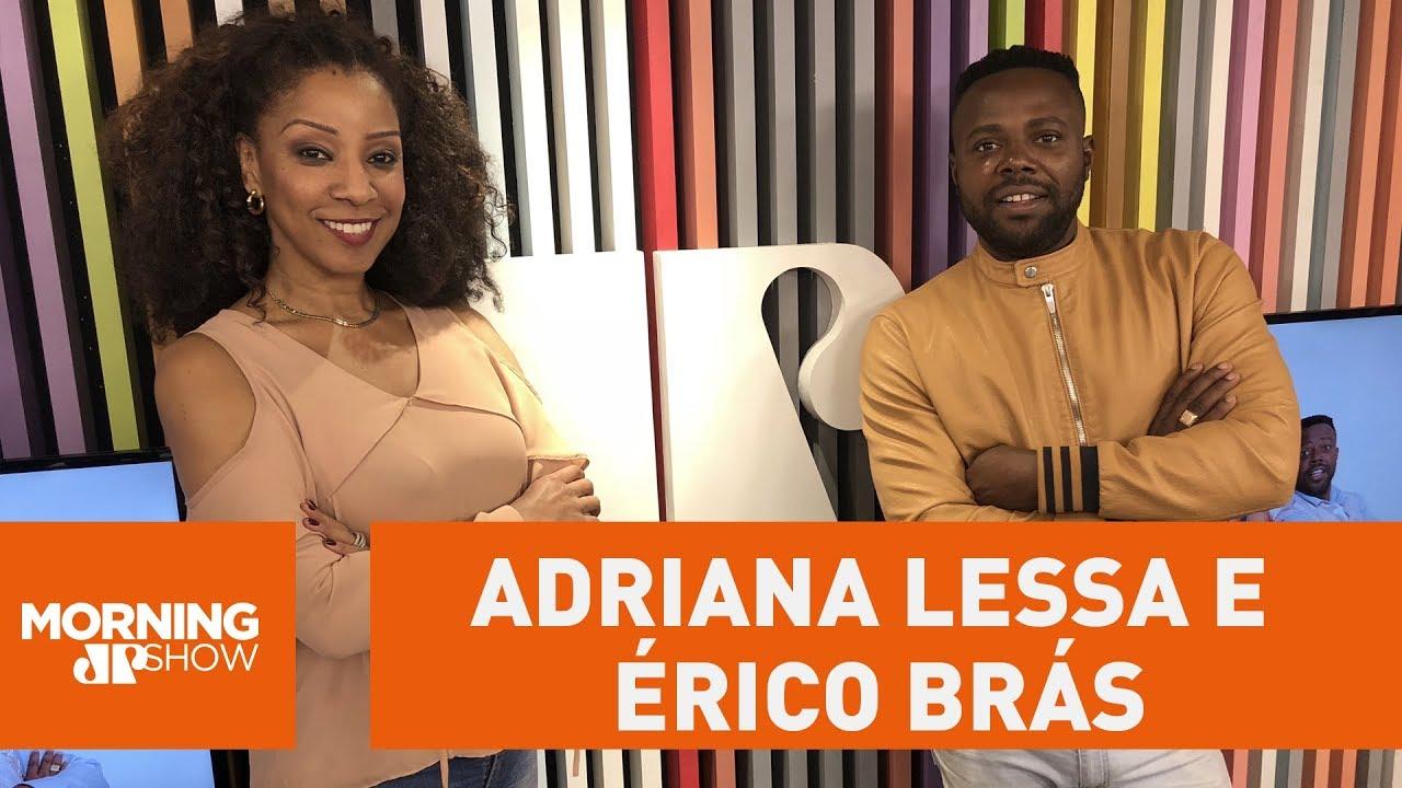 Érico Brás fala sobre desigualdade racial no meio artístico 2