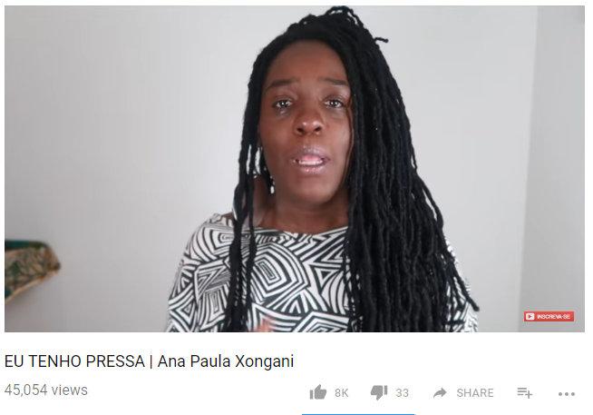 Ana Paula video