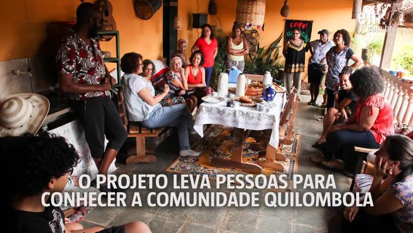 Músico cria projeto para preservar tradições em comunidade quilombola - projeto
