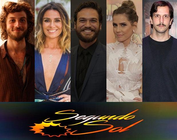 segundo sol - actors