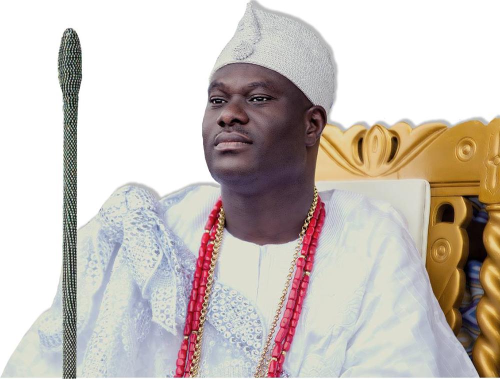 Ooni de Ifé é rei do povo iorubá