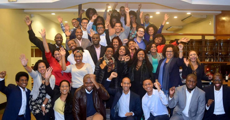 Encontro da Rede de Profissionais Negros (Facebook)