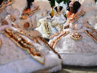 A influência das religiões de matriz africana está presente em vários aspectos do Carnaval