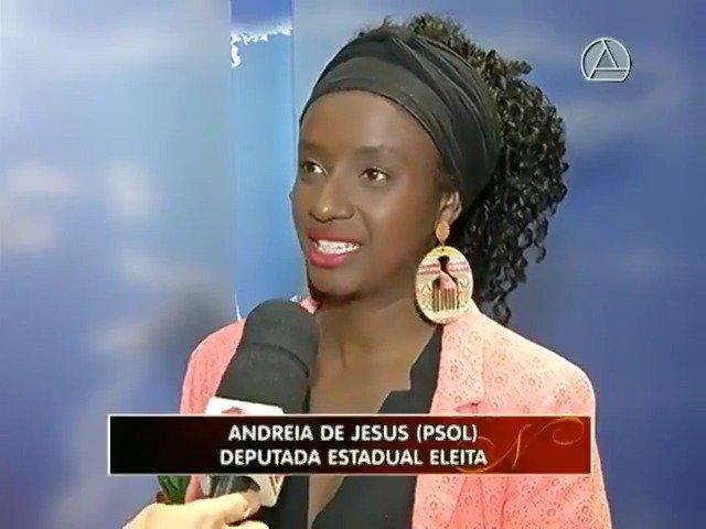 Andréia de Jesus (PSOL)
