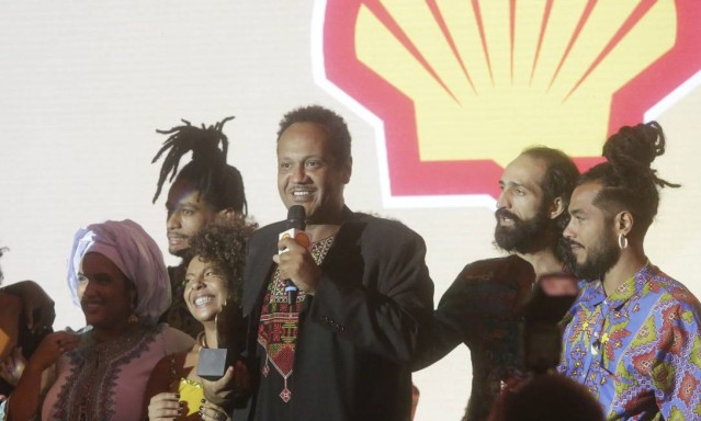 André Lemos is the first black director to be awarded in 31 years of Shell Award