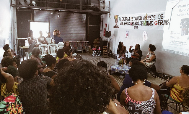 Necessity of black Population discuss By Black women from Minas Gerais