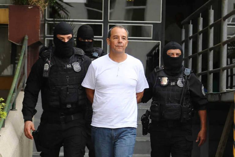 ex-governador do Rio de Janeiro Sérgio Cabral (PMDB)