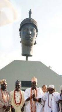 statue Rio