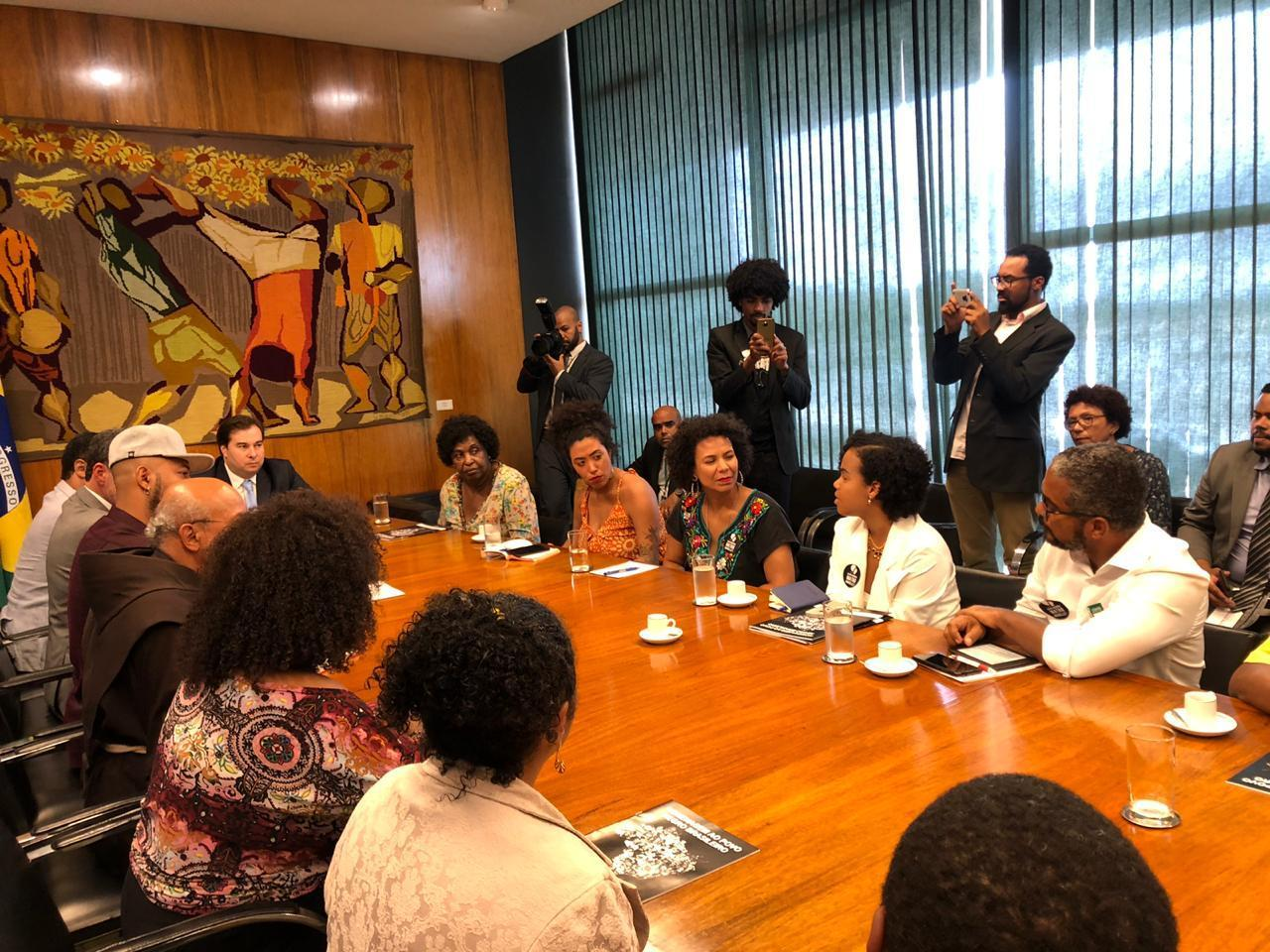Black Movement Denounces Moro to the Inter-American Commission on Human Rights