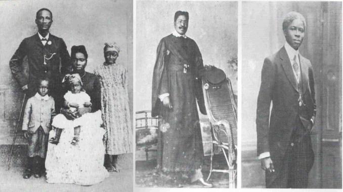 Rich descendants and ex-slaves who returned to Africa  Black Brazil