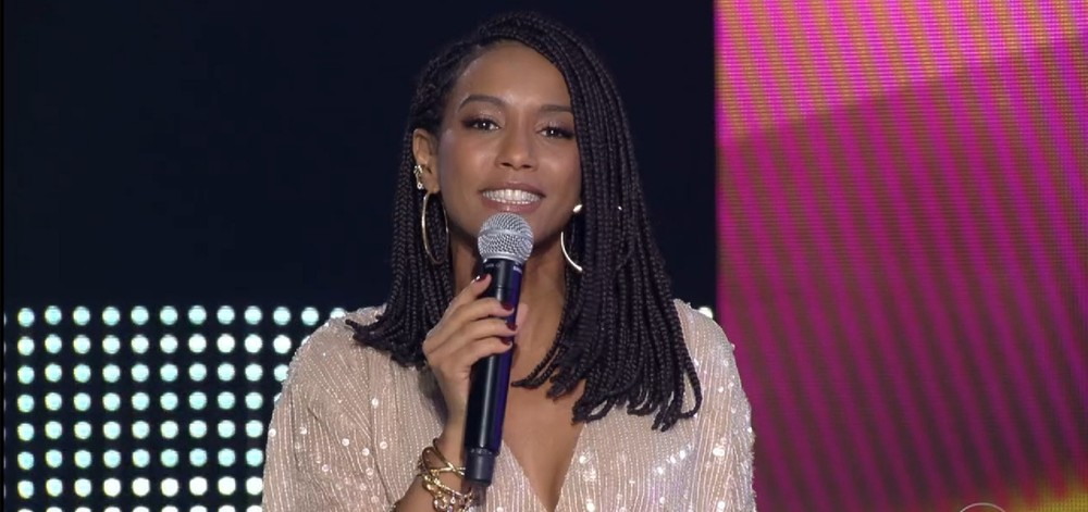 Actress Taís Araújo will play the PhD Joana D'Arc Félix in a film