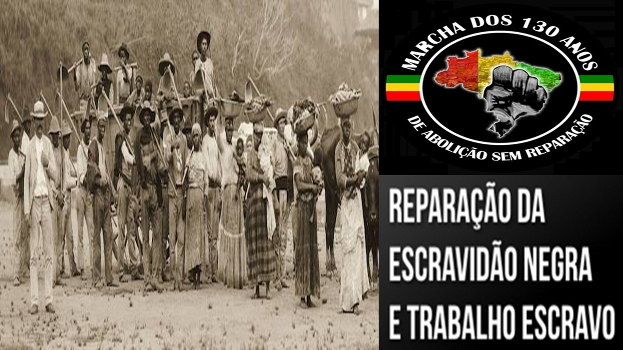 The controversial debate over reparations for slavery in Brazil