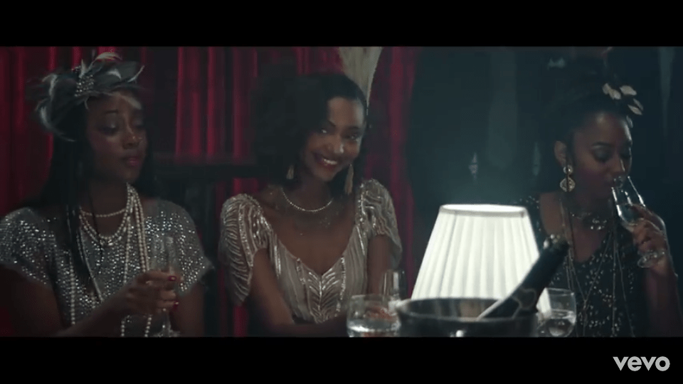 Two prominent black pagode singers unite to exalt black beauty