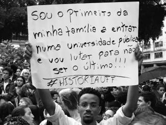 Why Brazilians are protesting Presidents Education Cuts | João's story