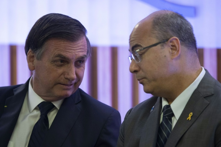Bolsonaro, Witzel