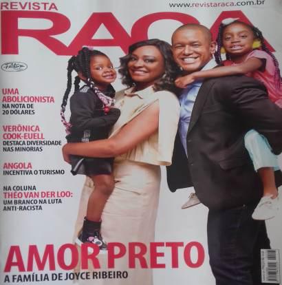 Joyce Ribeiro, family, cover - June 14, 2019