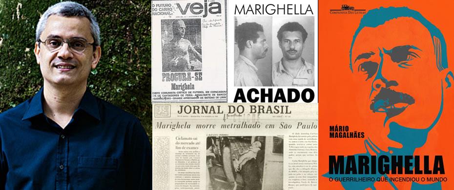 Mário Magalhães, Carlos Marighella