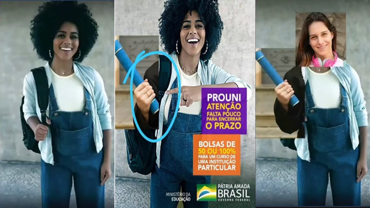 Ministry of Education accused of racism after releasing ad of  Black