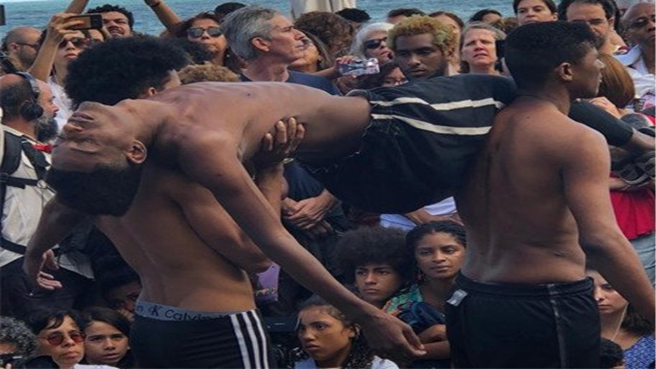 Stop killing us: Police violence motivates protest in Rio de Janeiro