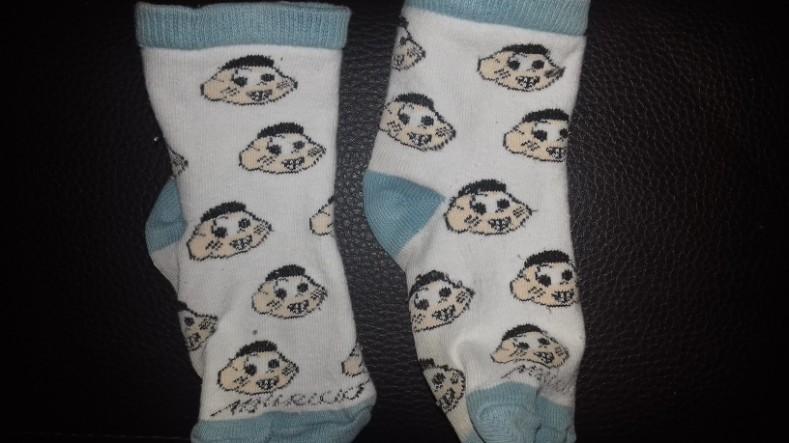 cascão socks
