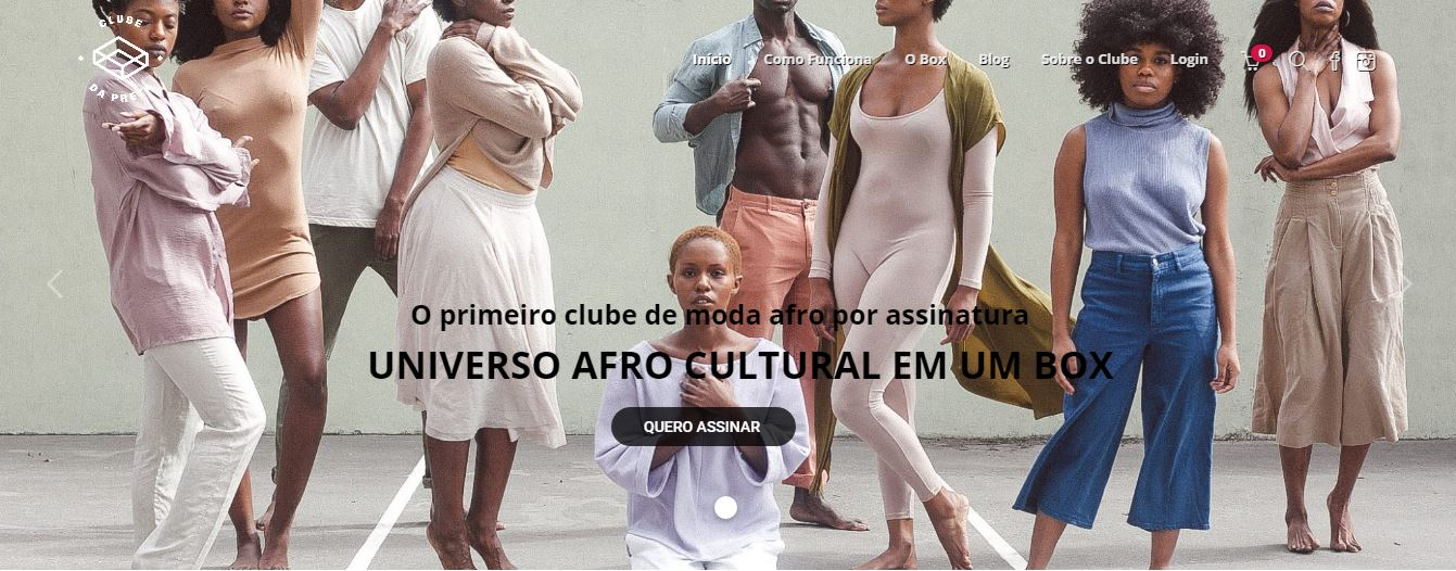Clube da Preta brings together Afro-fashion and beauty entrepreneurs