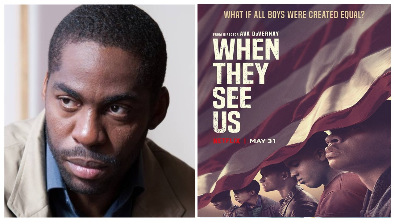 Actor Lázaro Ramos could not watch 'When They See Us' Series