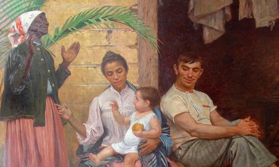 'A redenção de Cam', de 1895