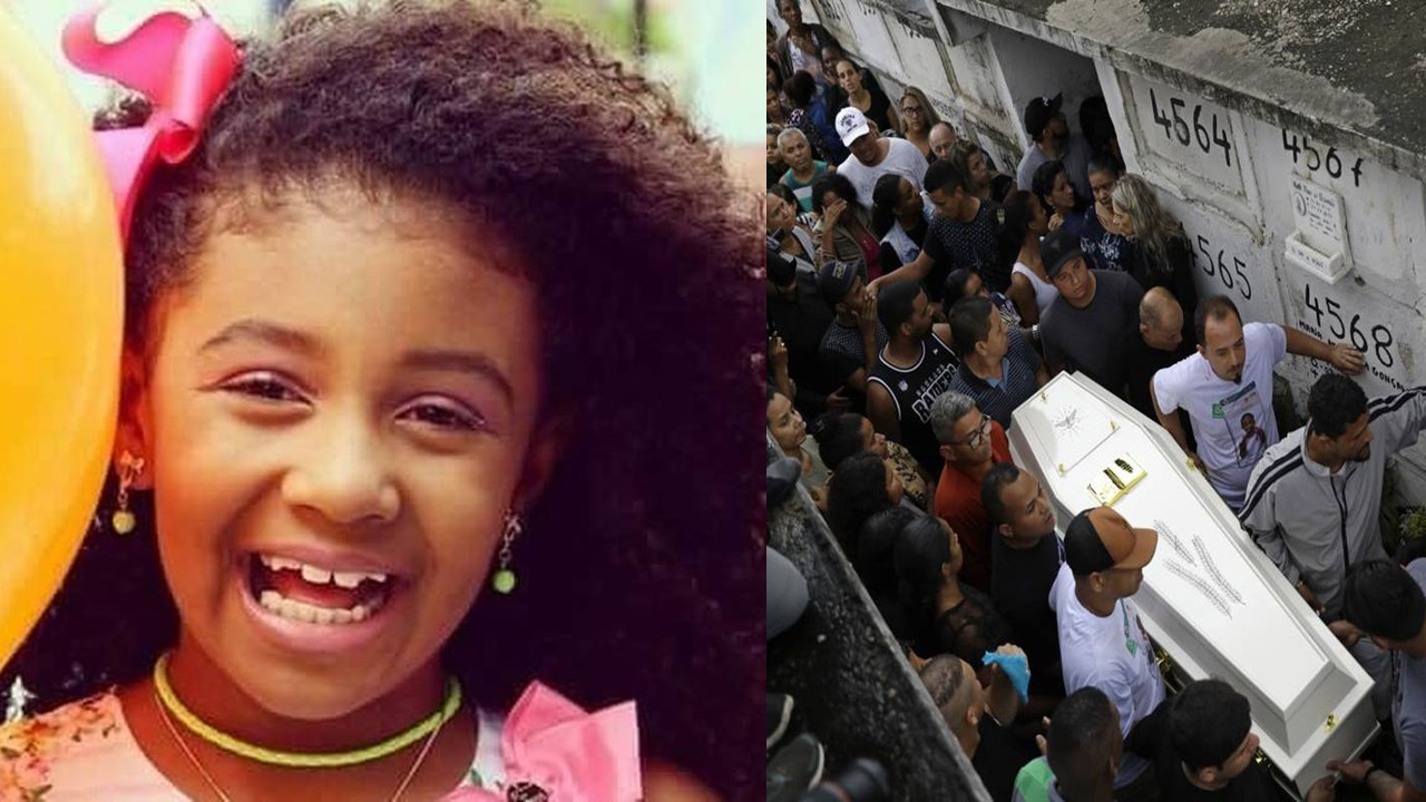 Girl shot and killed by Military Police in Rio's Alemão complex