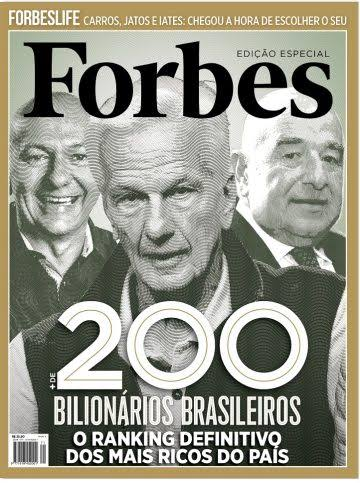 Brazilian billionaires - Forbes