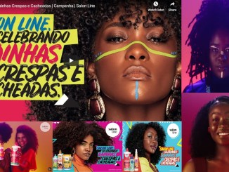 Afro Brazilians hair product commercial captures the essence of black women