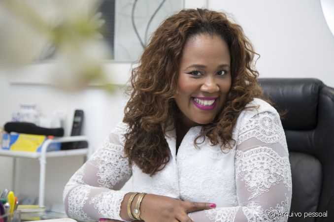 Dr. Katleen Conceição: The only specialist in black skin treatment in Brazil