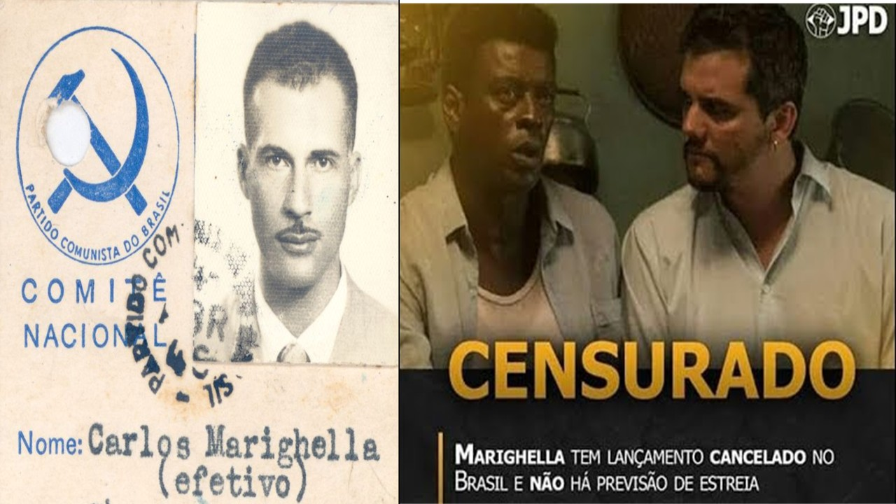 Revolutionary Carlos Marighella: November 4 - 50 Years of Assassination