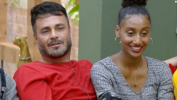 Rodrigo Phavanello Sabrina Paiva (Black Reality Show participant is called a 'monkey' on live TV)