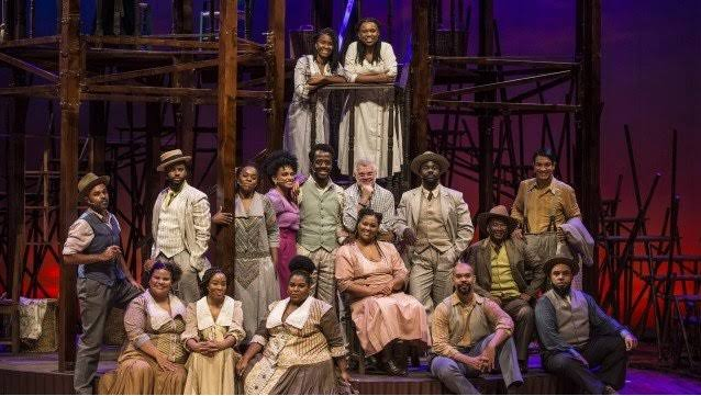 'A Cor Púrpura' (The Color Purple) Brazilian Production of the Musical