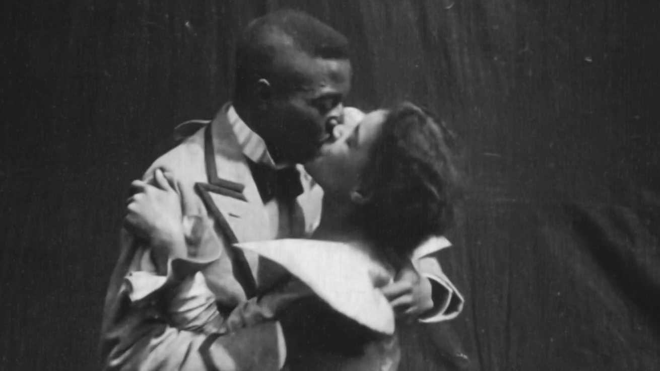 Something Good-Negro Kiss, 1898