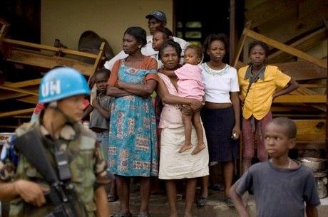 Pedophilia on Haiti Peace Mission
