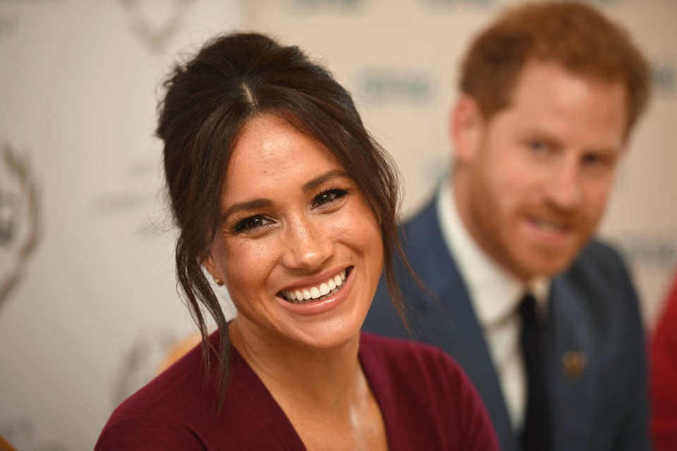 Mixed Race of African Ancestry: Danrley Ferreira and Meghan Markle