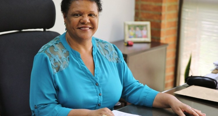 Joana Guimarães Luz: First black woman elected dean of a federal college