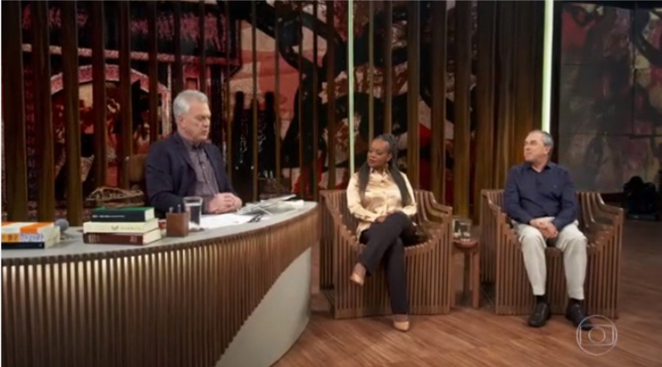 The impact of Slavery on Brazil: Discussion of Two Authors on TV