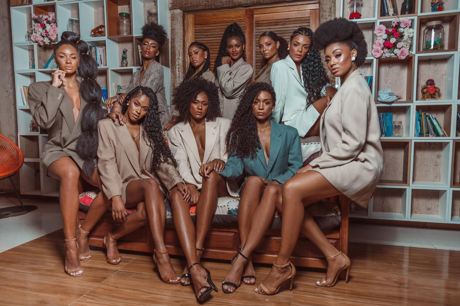 10 black women of variety show discuss blackness