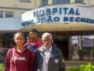 Accused of Theft: Elderly Black Man is Assaulted in Hospital