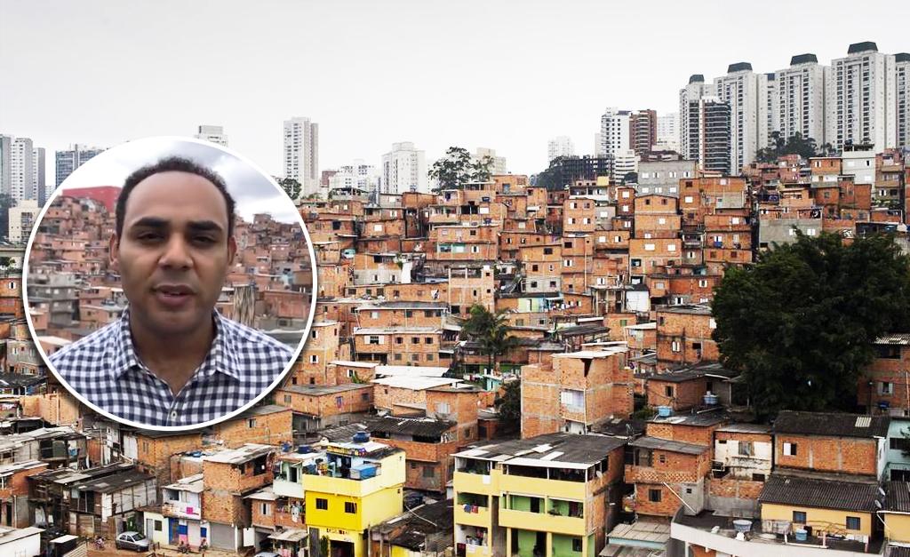 Gilson Rodrigues (In São Paulos Paraisópolis favela: Coronavirus Spreads Fast)